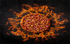 Create Your Own Reign of Fire Pizza